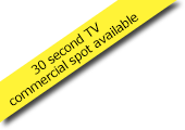 Available for a 30 broadcast spot